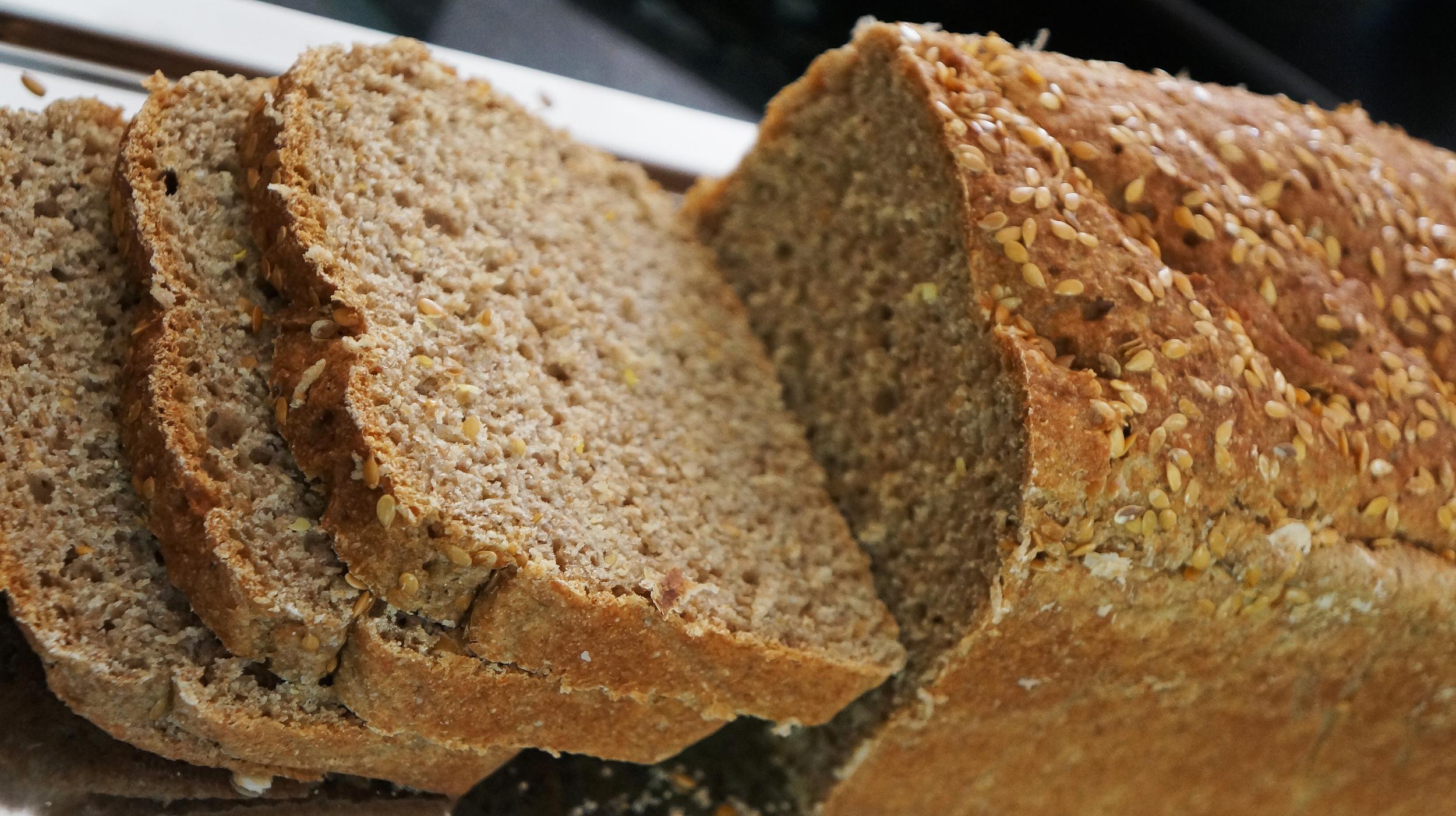 Whole Wheat & Seeds