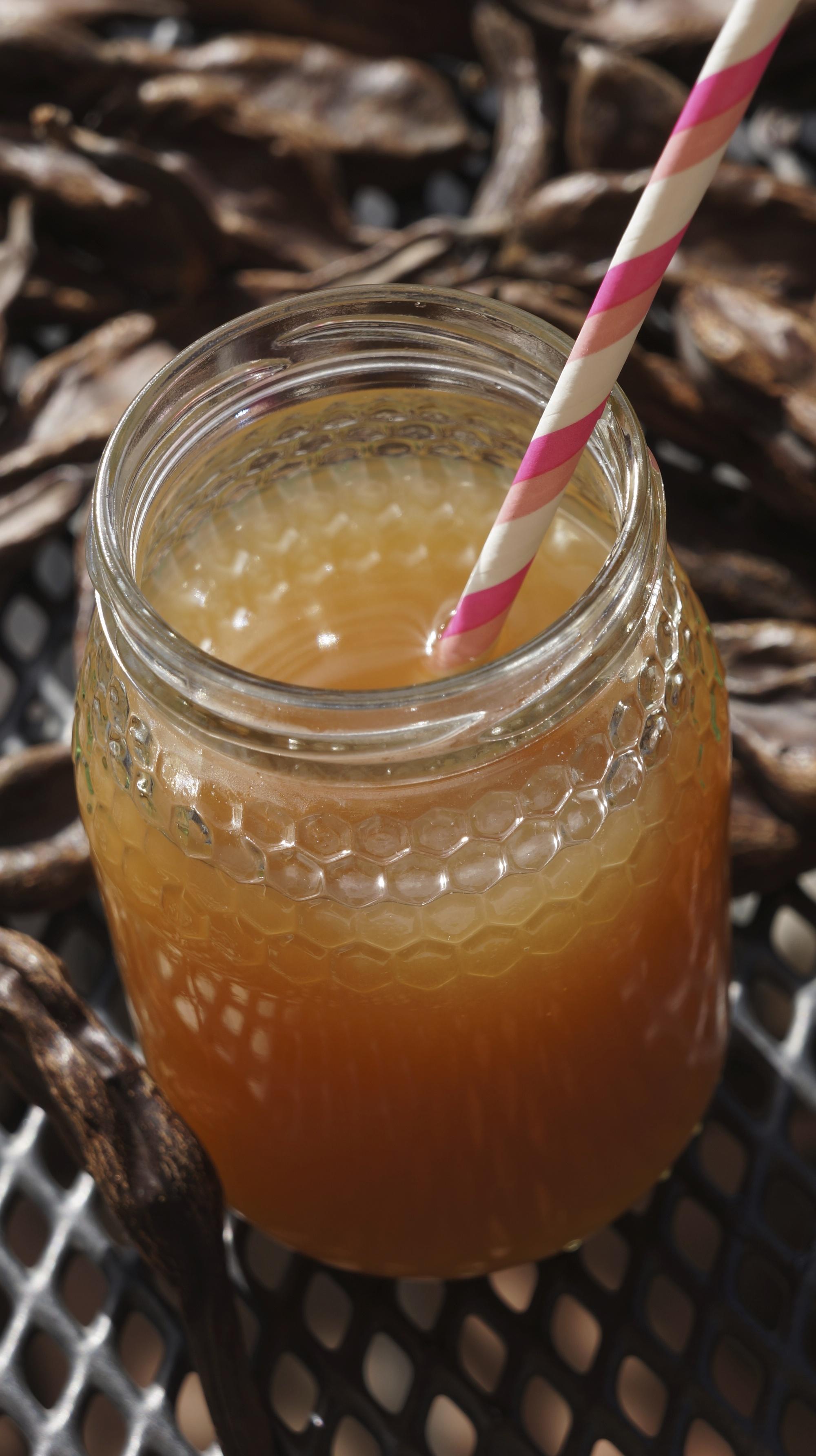 Receta#3 - Bebida frîa de Algarrobo