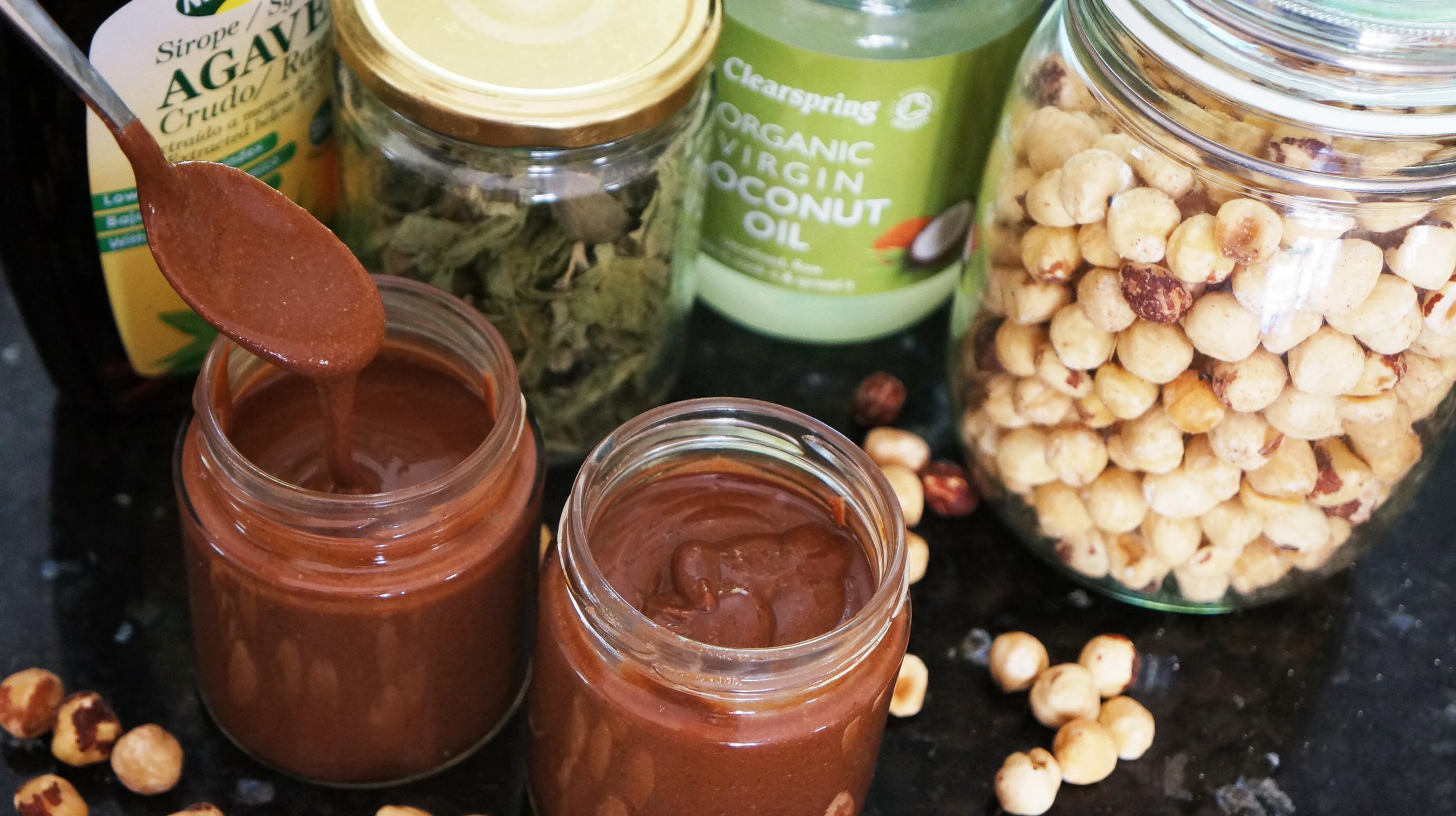 Pueden sustituir la Stevia con Agave o Miel de Maple si prefieren