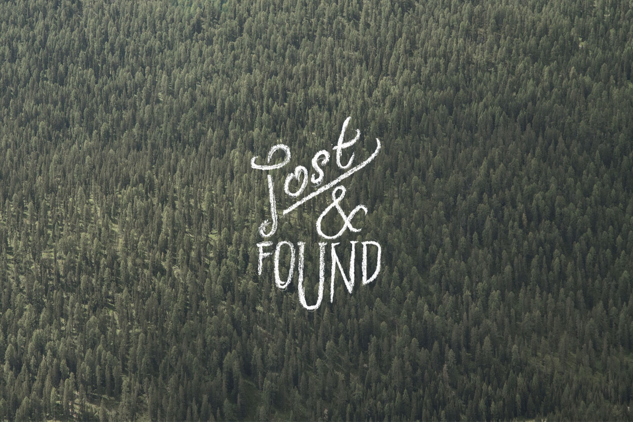 Lost & Found Creative Design