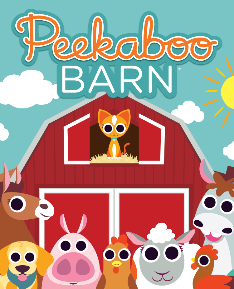 Check out the new Peekaboo Barn!