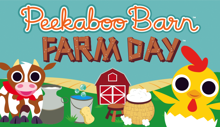Check out our latest labor of love, Farm Day!