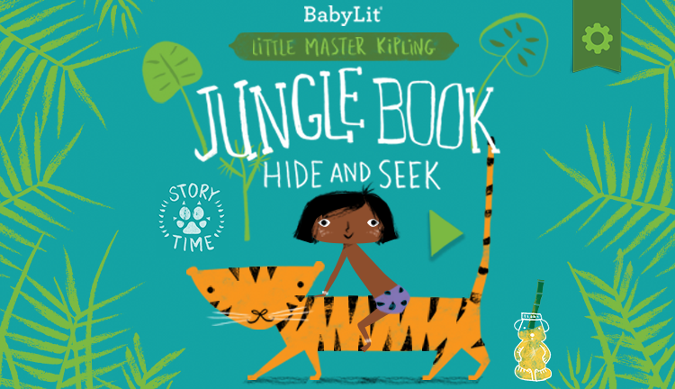 Explore a virtual jungle searching for friends!