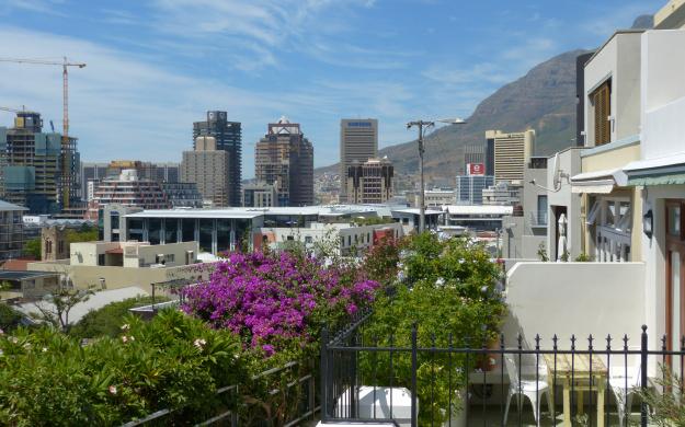 URBANISATION and DEVELOPMENT    in SOUTH AFRICA - DLD MAGAZINE