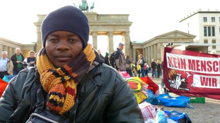 Akili Jules from Congo