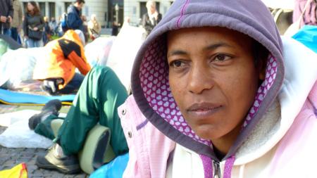 Tigist Belay from Ethiopia