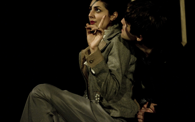 Scene from The Malcontent 2012