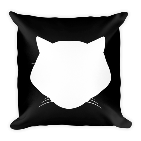 Cookie Clique Throw Pillow -