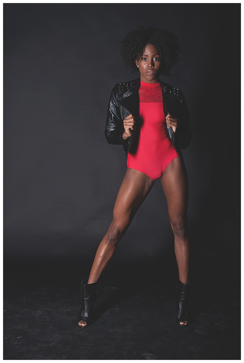Model/Dancer:  Paige Fraser , Make-up:  Chanelle Bell , Stylist:   Stiletto Boss