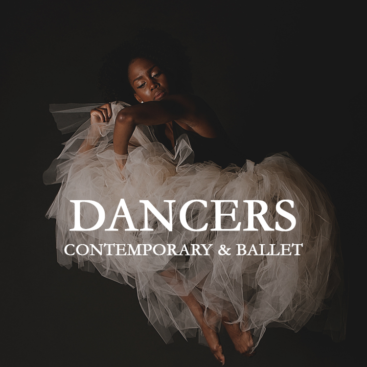 Contemporary Ballet Dancer Photo | Nomee Photography | Chicago Dance Photographer to Artists