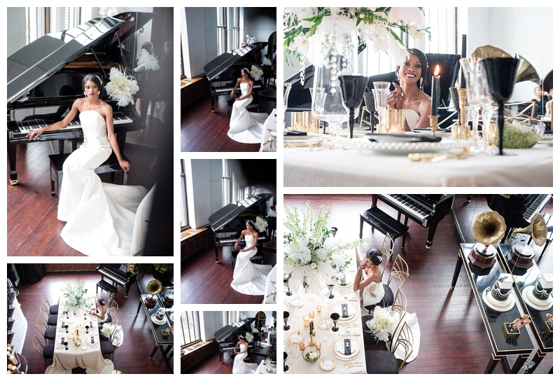 Nomee Photography-Great Gatsby-Hyde Park Mansion-Bride in Mansion