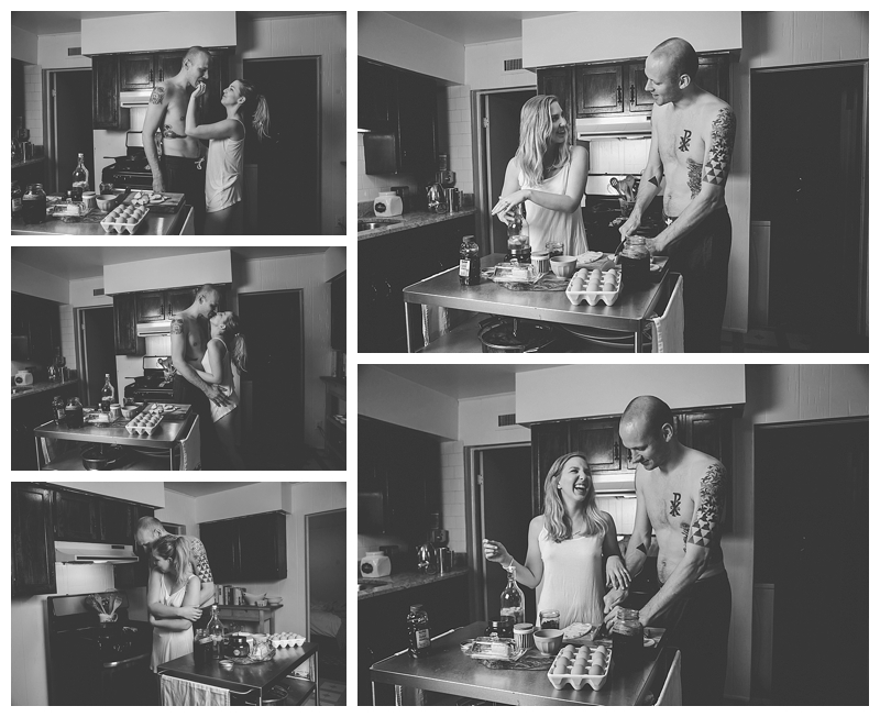 Nomee Photography | lifestyle photographer | Chicago West Town | Cooking Is Fun