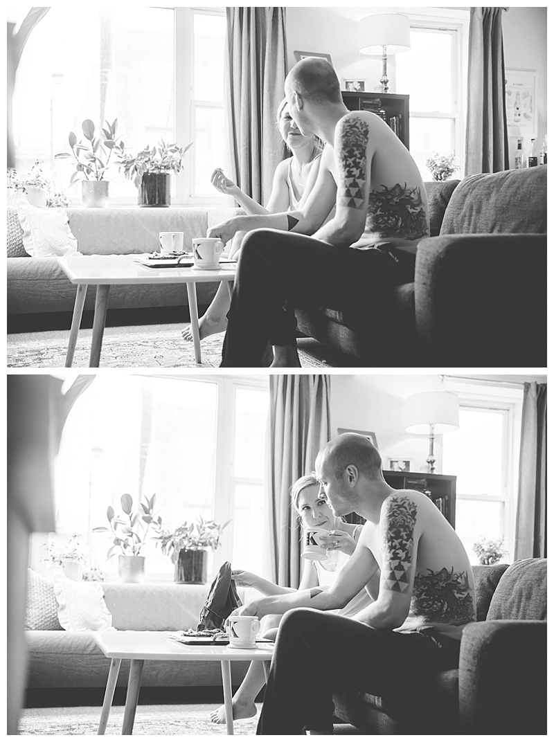Nomee Photography | lifestyle photographer | Chicago West Town | Window Glow