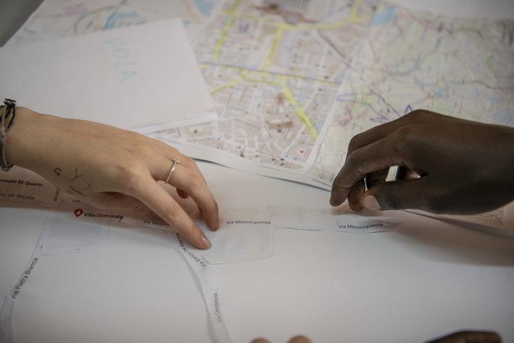 Multiculturalità e trasformazioni urbane -