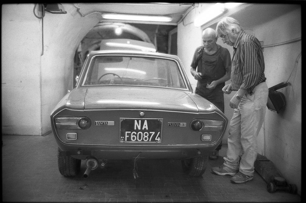 How to Pimp a Lancia Fulvia