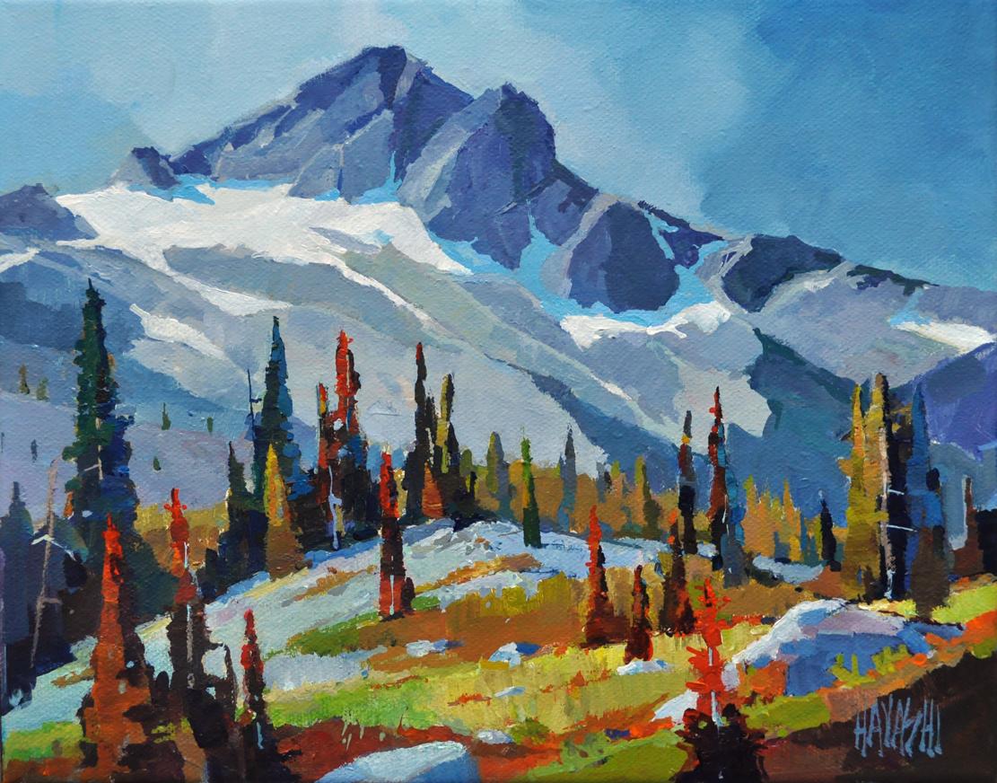 Panorama Ridge 8 x 10