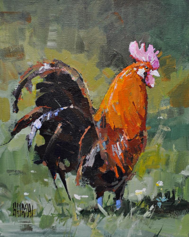 Chicken Scratch 8 x 10