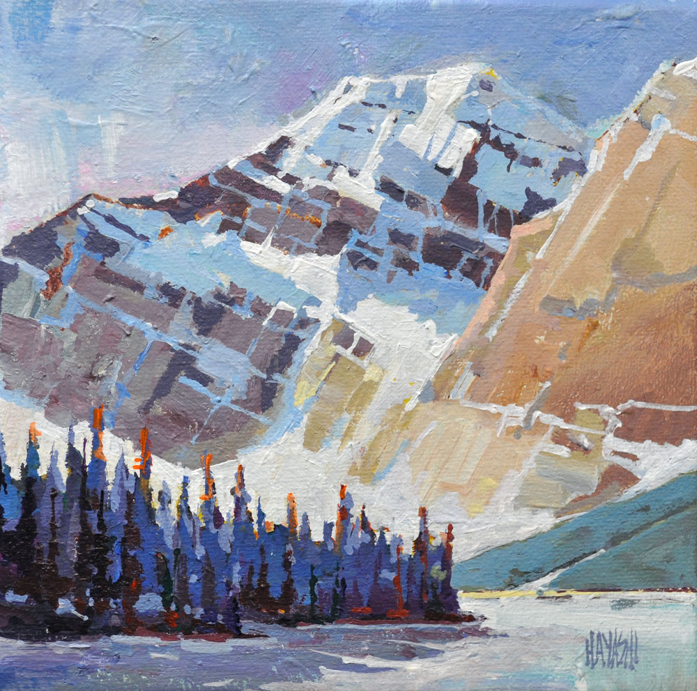 Cavell Winter 8x8