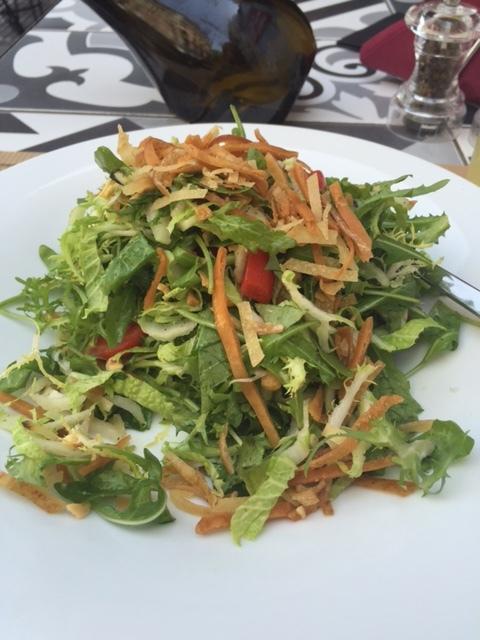 Lunch in Piraeus