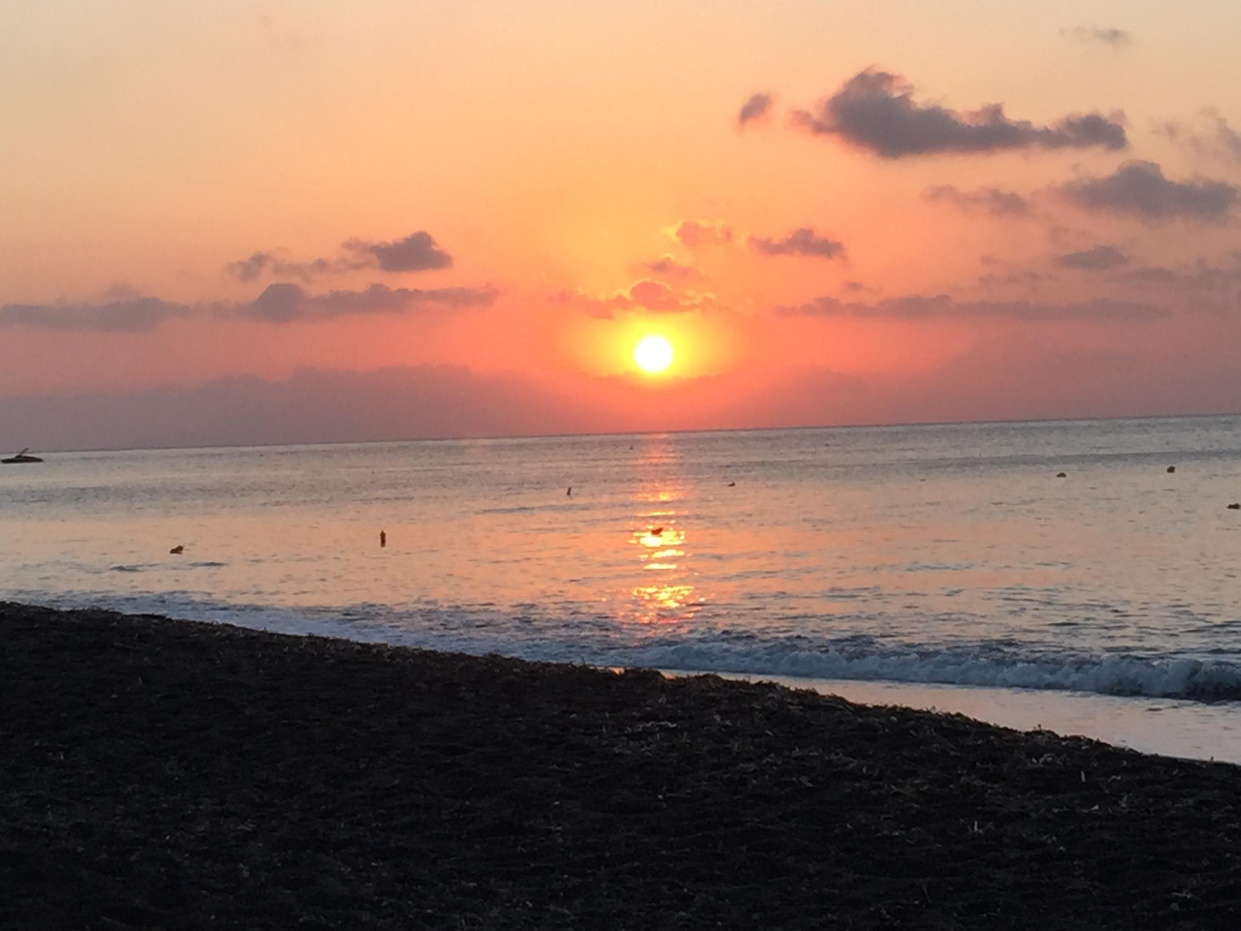 Perivolos Sunrise