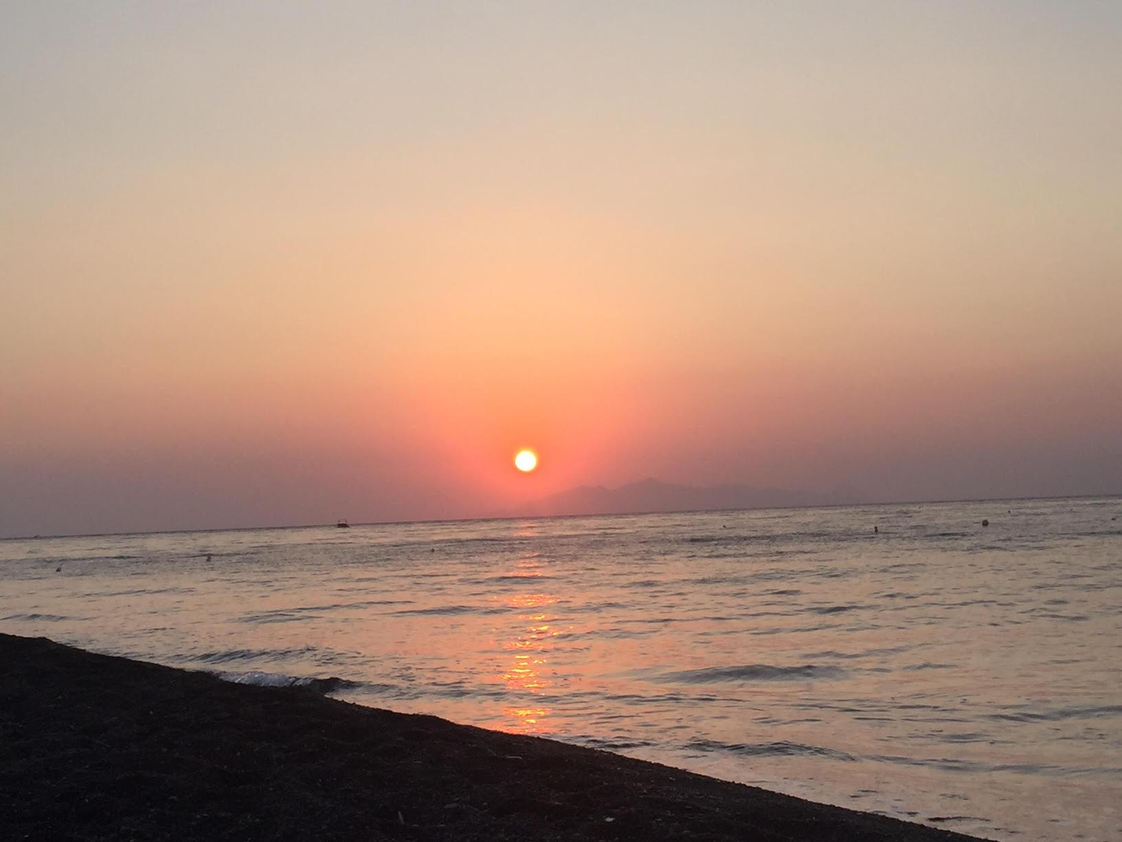 First Sunrise <3