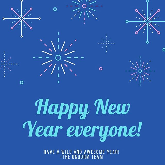 From the bottom of our hearts we want to wish you all a fantastic and healthy New Year!  #happynewyear #newyear #newyork #realestate #undorm #nyc #holidays #nycapartments #nycfood #nycphotographer #nyceats #nycrestaurants #nycblogger #paceuniversity #nyu #fashioninstituteoftechnology #marymountuniversity #columbiauniversity #fordhamuniversity #parsonsschoolofdesign #thenewschool