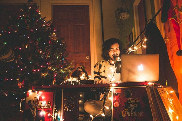 Played some tunes for the @Pieholed Live Holiday Wanderthon 👌