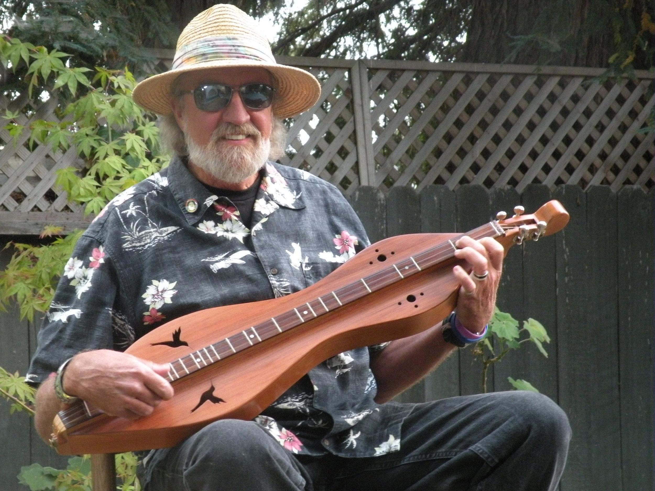 Artist Richard Standard (w/Dulce)            Artist, Musician, and Storyteller