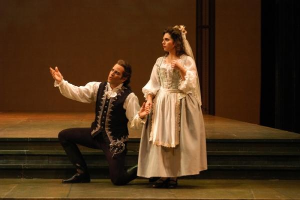 As Zerlina in  Don Giovanni   Opera Lyra. Photo: Sam Garcia