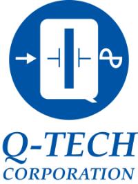 Q-tech logo