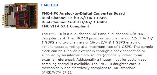 FMC 110