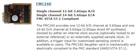FMC160
