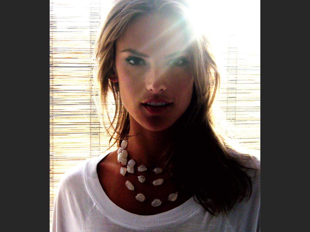 Alessandra Ambrosio, Victoria Secret angel & supermodel