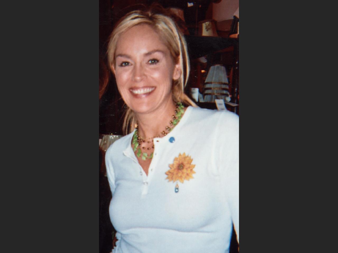 Sharon Stone, actress