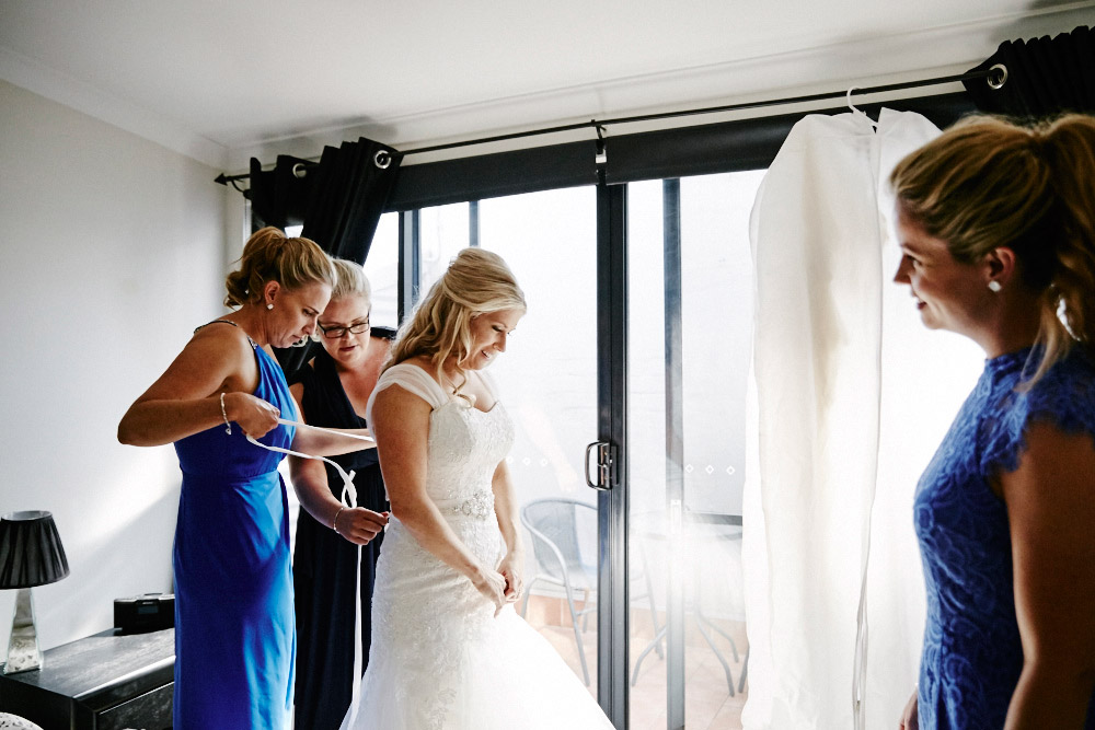 Fremantle destination wedding by Fennel & Fox Photography