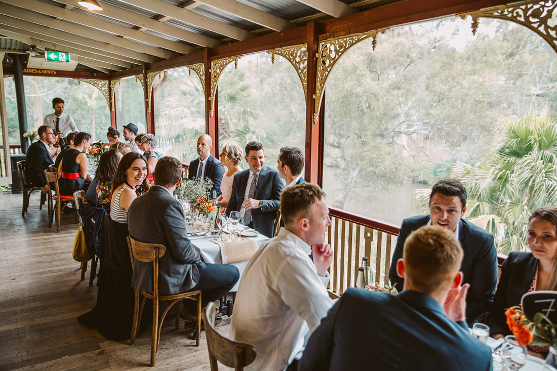 Emily & Dan Fairfield Boathouse Melbourne wedding Fennel & Fox photography