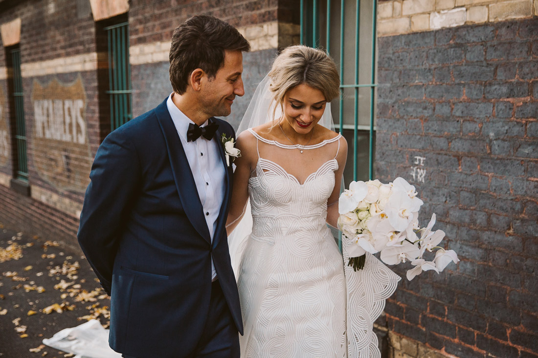 Irini & Kosta's Greek wedding at Luminaire, South Melbourne