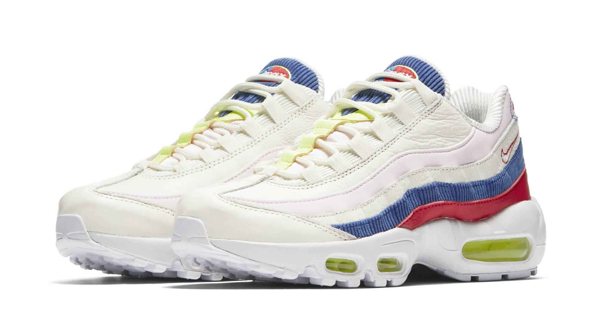 Panache Pack Air Max 95 releasing in May 2018.