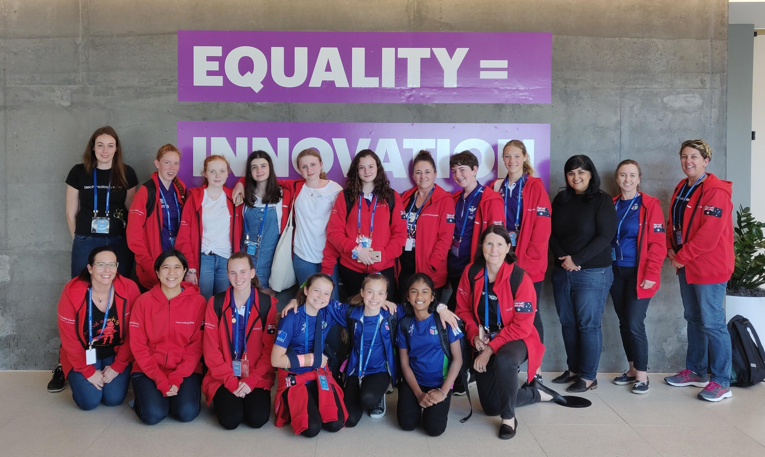 Equality = Innovation at Accenture