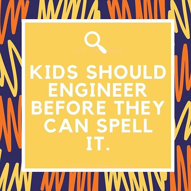 Reposted from @smartstoy -  Why Engineering for Children?  If you watch your children play, they tend to be amazed and fascinated with building things and observe how it works. This proves that children are natural-born engineers. 👍 When children engineer in a school setting, research suggests several positive results. It includes: ✔️ Improves Science and Math skills ✔️ Career Success ✔️ Engaged Citizens ✔️ Classroom Equity  #engineeringforkids #sciencekids #artistsoninstagram #stemforkids #kidsofinstagram #todayskidswillneverknow #kidslife #kidstoys #children_illustration #childrenof_instagram #kidslookbook #engineered #mondayvibes #kidtoys #imagines #techgirls #STEM