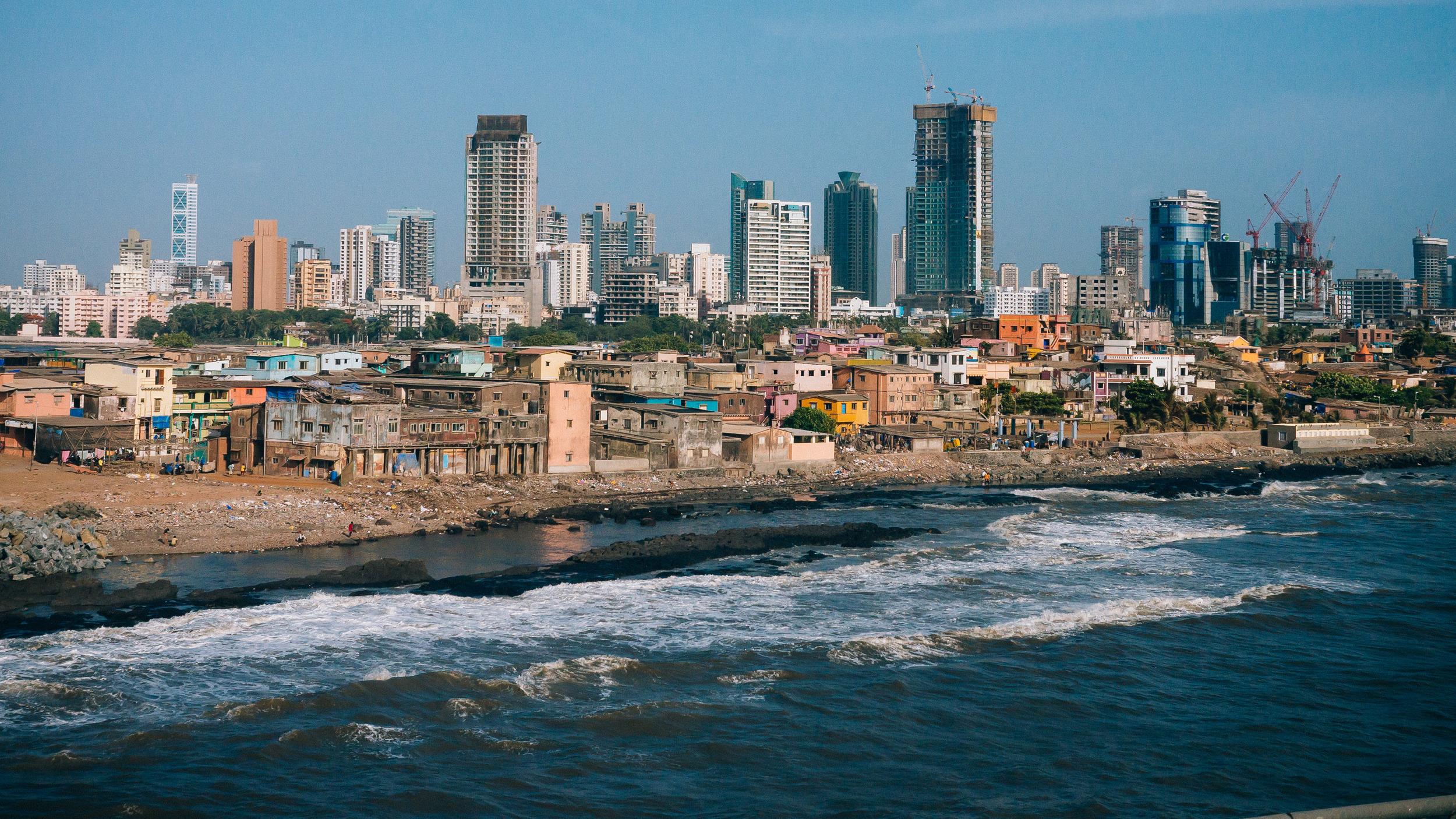 Mumbai Waterfront