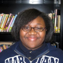 """So Alone"" Porscha Marian Middle School City of St. Louis, MO"
