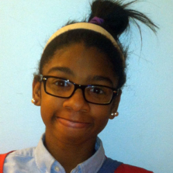 """""""I'm a Girl"""" Emani Academy of Environmental Science and Mathematics City of St. Louis, MO"""