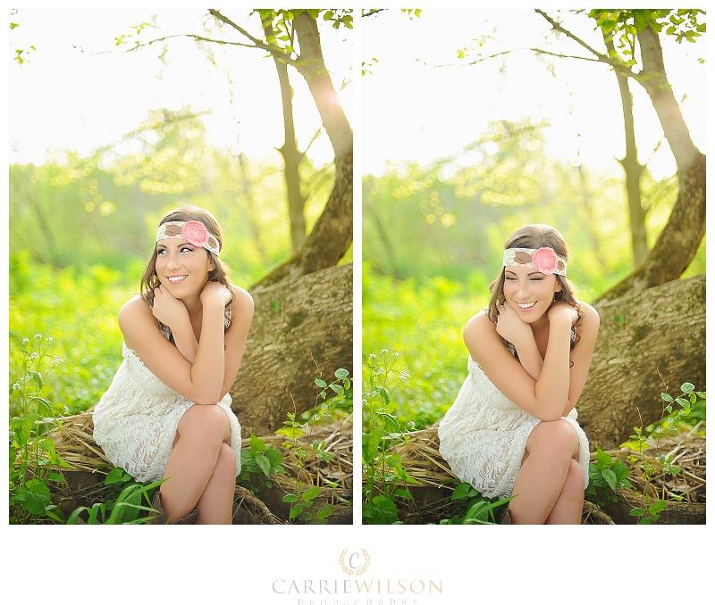 Lexington Kentucky Senior Photographer | Carrie Wilson Photography | What to Wear