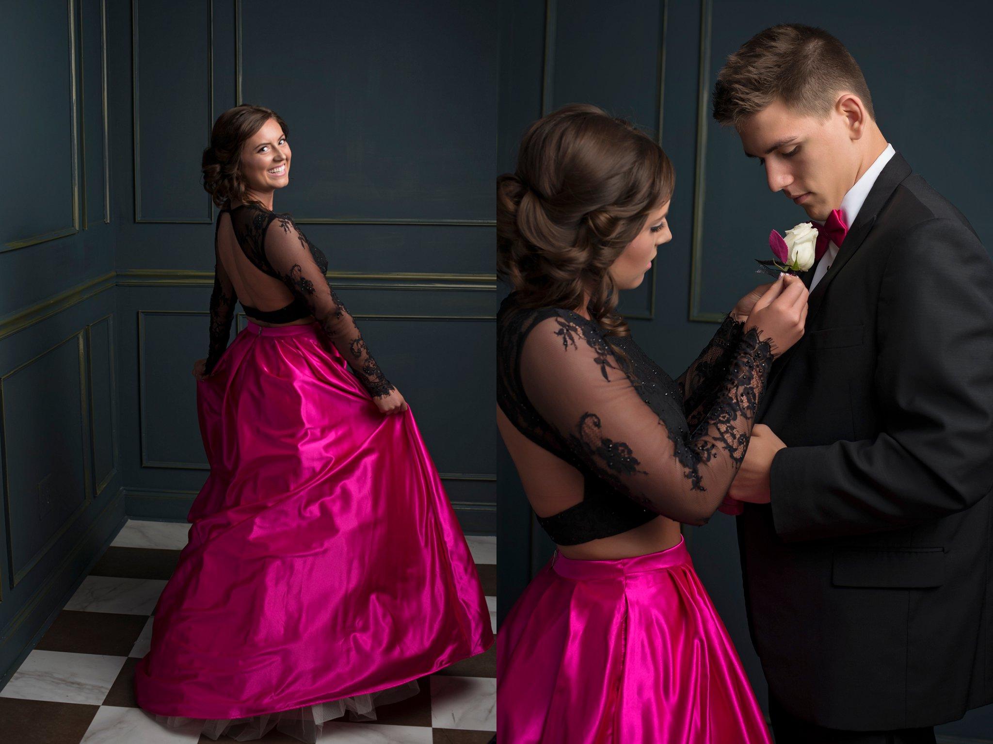 Lexington High School Prom Sessions
