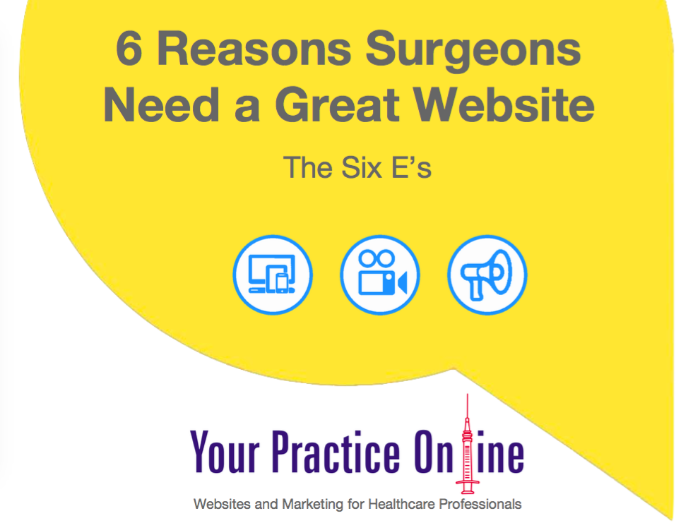 6 Reasons Doctors Need a Website