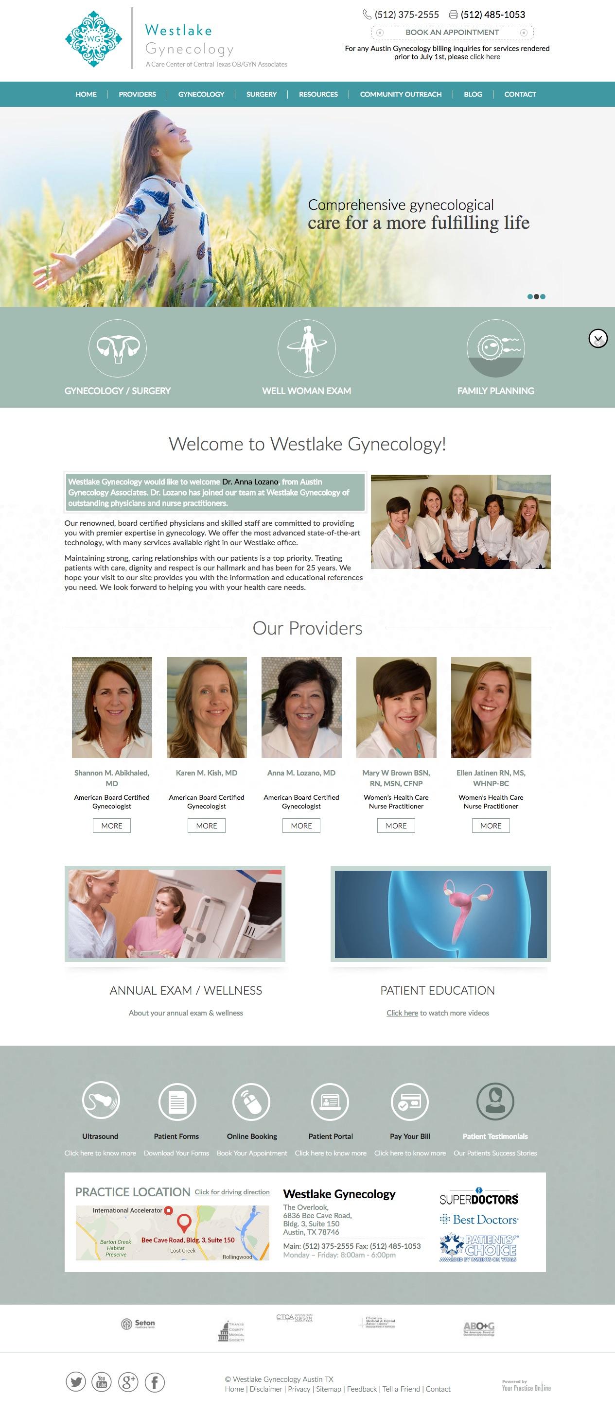 Westlake Gynecology Austin   Central Texas OB GYN Associates Austin  TX.jpg
