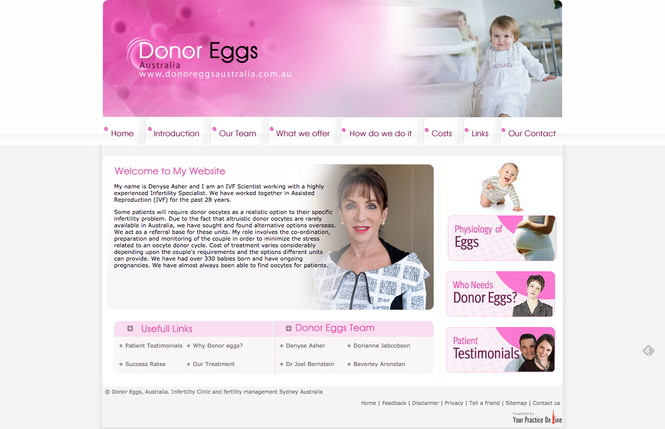 Egg Donors  Australia   Denyse Asher  Reproductive Biologist.png