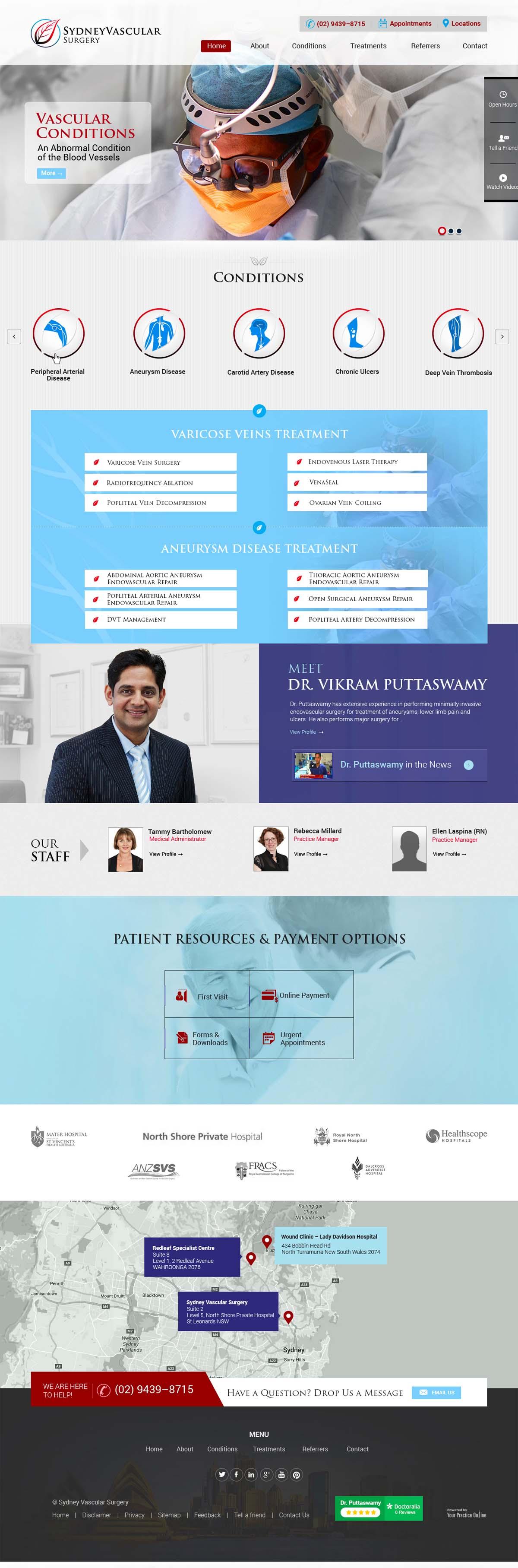 Sydney Vascular Surgeon