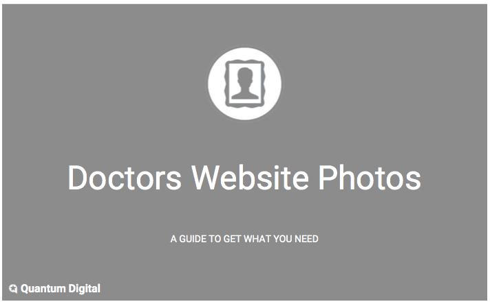 Medical Website Photo Guide -